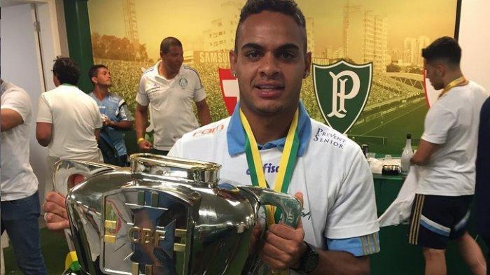 Rekan Pemain Manchester City di Palmeiras Ikut Latihan PSS Sleman Pekan Depan?