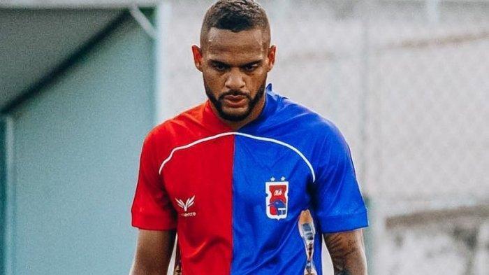 Juninho Resmi Jadi Pemain Asing Anyar PSS Sleman dan Sudah Terdaftar untuk Arungi BRI Liga 1 2021