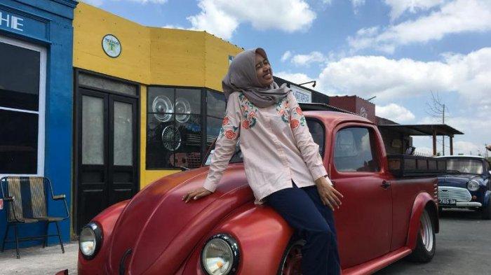 Junk Yard Auto Park, Ubah Mobil Rongsok Jadi Taman Swafoto Instagramable
