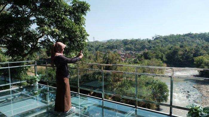 Taman Kyai Langgeng Kota Magelang Buka Wahana Baru 'Jurang Koco Gunung Mujil'