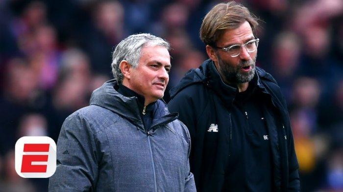 Liverpool Vs Tottenham: Mourinho Butuh Satu Hal untuk Bawa Spurs Selevel The Reds