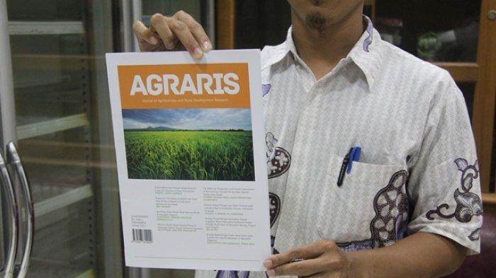Jurnal Plantatropika dan Agraris Fakultas Pertanian UMY Kini Terakreditasi 'B'