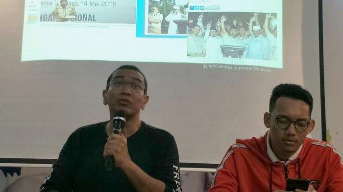 Arya Sinulingga: Data Kecurangan versi BPN Prabowo Bohongi Rakyat