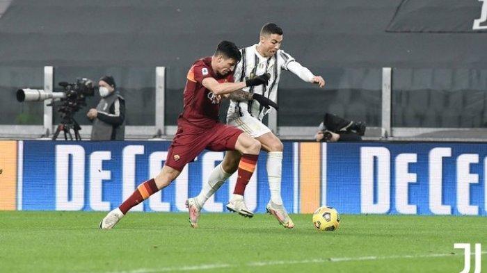 Juventus 2 - 0 AS Roma : Si Nyonya Tua Merangkak Naik ke Peringkat Tiga, Kuntit Duo Milan di Puncak