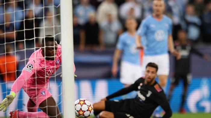JUVENTUS Pesta Gol ke Gawang Malmo, Modal Derby d'Italia Kontra AC Milan