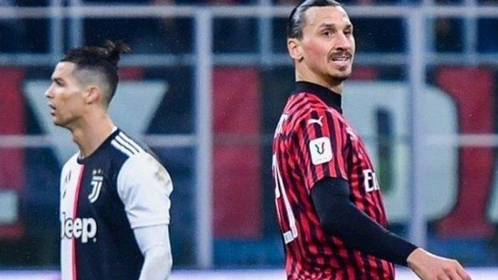 JUVENTUS vs AC MILAN - Prediksi Skor H2H Line Up & Channel TV Live Streaming BeIN SPORTS Liga Italia