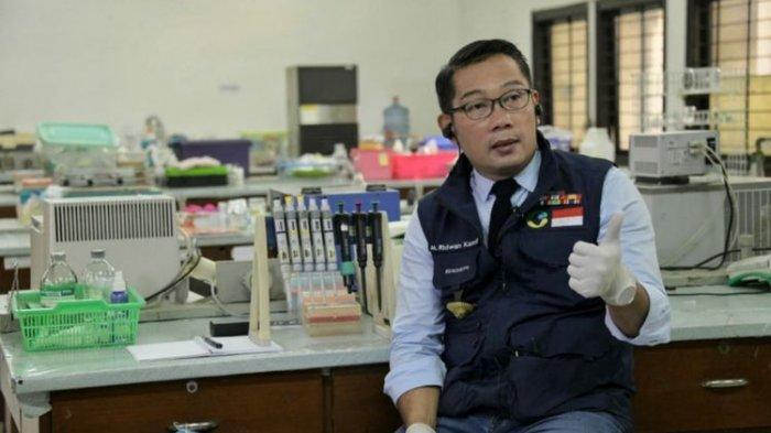 Kabar Gembira! Laporan Ridwan Kamil, Hasil PSBB Se Jawa Barat Menurunkan Angka Kasus COVID-19