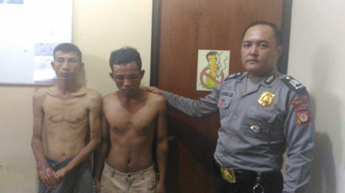 Kabur Setelah Curi Handphone di Pos Satpam di Bantul, 2 Pemuda Diamuk Massa