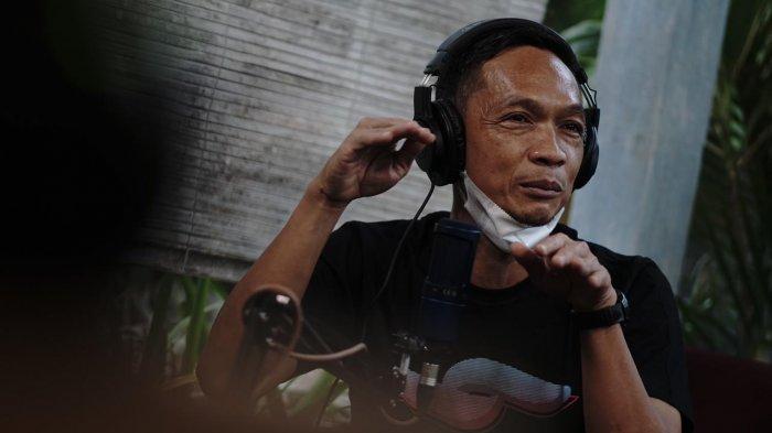 Eks Pemain PSS Sleman Borong Barang Lelang PSS for Humanity
