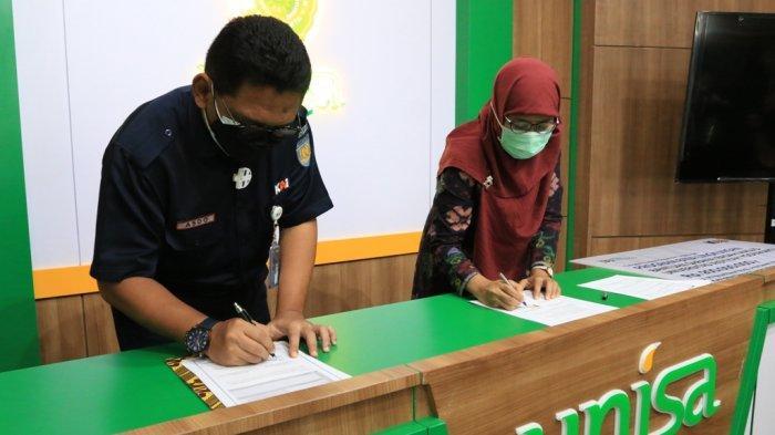 KAI Daop 6 Yogyakarta Serahkan Bantuan ke Unisa Senilai Rp 200 Juta