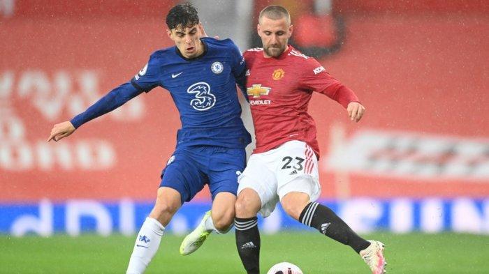 Titik Kebangkitan Performa Bek Sayap Manchester United (MU), Catatan Luke Shaw dan Pujian Southgate