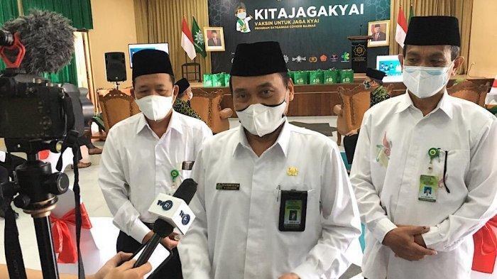 Launching Program 'Kita Jaga Kyai', Kakanwil Ungkap 541 Ulama Wafat Selama Pandemi