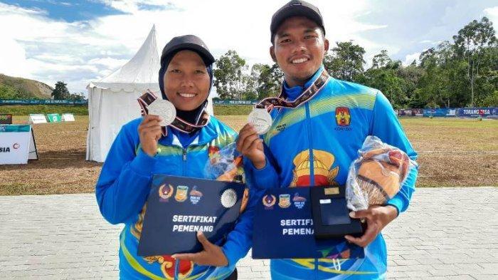 Kalah dari Jatim, Tim Panahan DIY Sumbang Medali Perak dan Perunggu