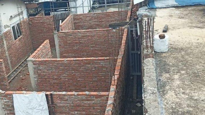 Pria di Pemalang Bangun Tembok Permanen dan Menutup Akses Jalan Warga, 4 Keluarga Terisolasi