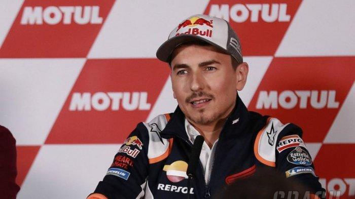 Kalimat Perpisahan Jorge Lorenzo saat Umumkan Pensiun dari MotoGP, Ini Dia 4 Hari Terpenting Baginya