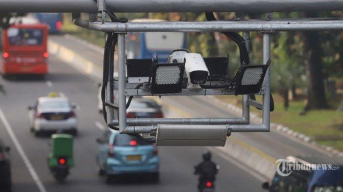 Kena Tilang Elektronik, 7 Hari Tanpa Konfirmasi, Pajak Kendaraan Diblokir
