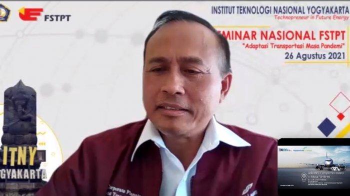 Kampus ITNY Gelar Seminar Nasional, Adaptasi Transportasi di Masa Pandemi