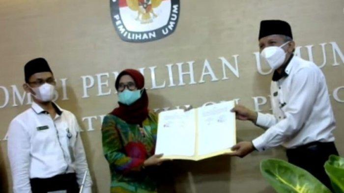 Kankemenag dan KPU Kulon Progo Jalin Kerjasama Untuk Fasilitasi Pendidikan Pemilih Pemula