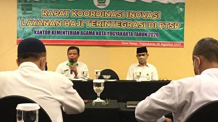 Kankemenag Kota Yogyakarta Siapkan Diri Ikut Ajang Penilaian KemenPAN-RB