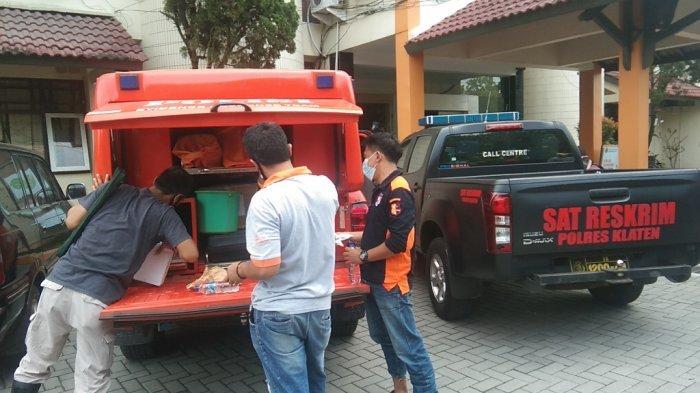 Kantor BPN Klaten Terbakar Puslabfor Polda Jateng Lakukan Pemeriksaan, Begini Hasilnya