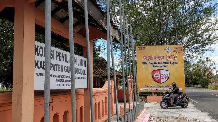 Tunggu Putusan MK, KPU Gunungkidul Belum Tetapkan Paslon Terpilih
