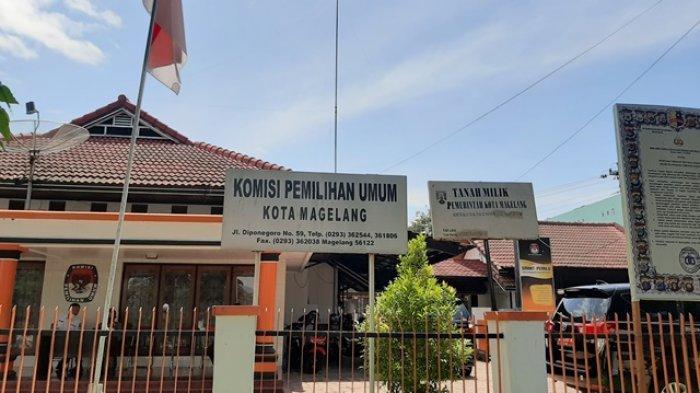 KPU Kota Magelang Tunggu MK Soal Permohonan Sengketa Hasil Pilkada Kota Magelang 2020