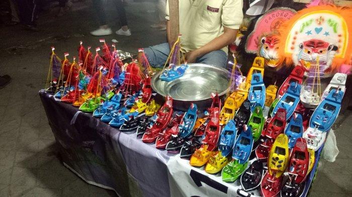 Kapal Othok Othok, Mainan Anak-anak Khas Sekaten Yogyakarta yang Melegenda