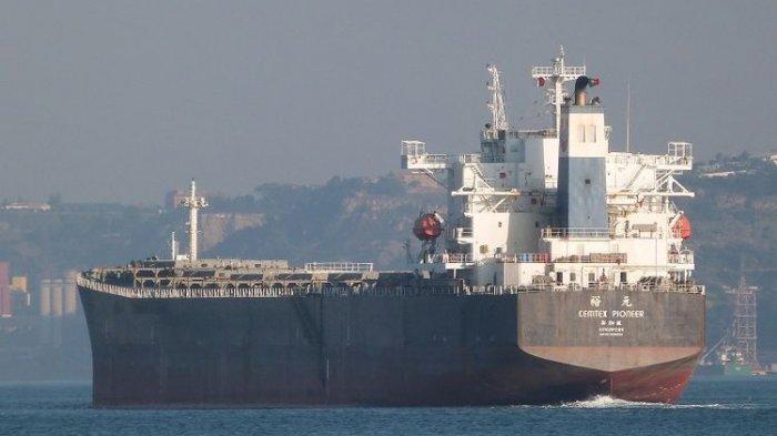 Israel Balas Dendam, Serang Kapal Kargo Iran Saviz yang Dicurigai jadi Pengkalan Garda Revolusi Iran