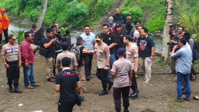 Kapolda DIY Pantau Langsung Pencarian Korban Susur Sungai Anggota Pramuka SMPN 1 Turi