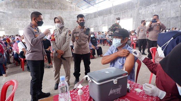Program Serbuan Vaksin COVID-19 di Klaten Mulai Menyasar Warga di Tingkat Wilayah Kecamatan