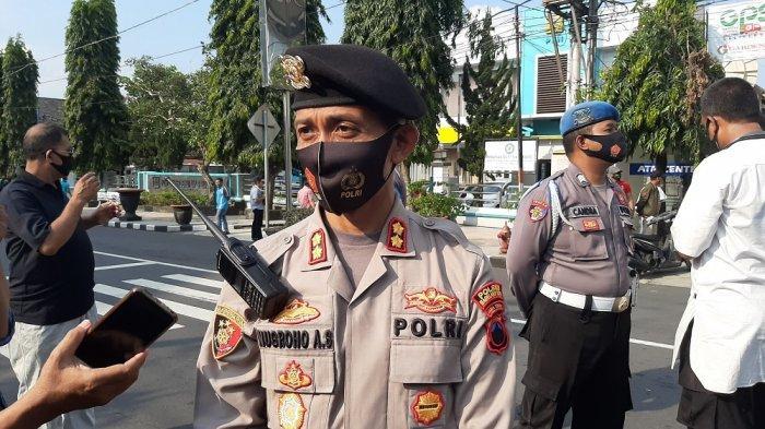 Kapolres Magelang Kota: Jangan Sampai Aksi Unjuk Rasa Ditunggangi Kelompok Anarkis