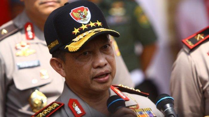 Kapolri: Polisi Tak akan Bawa Peluru Tajam saat Amankan Mahkamah Konstitusi