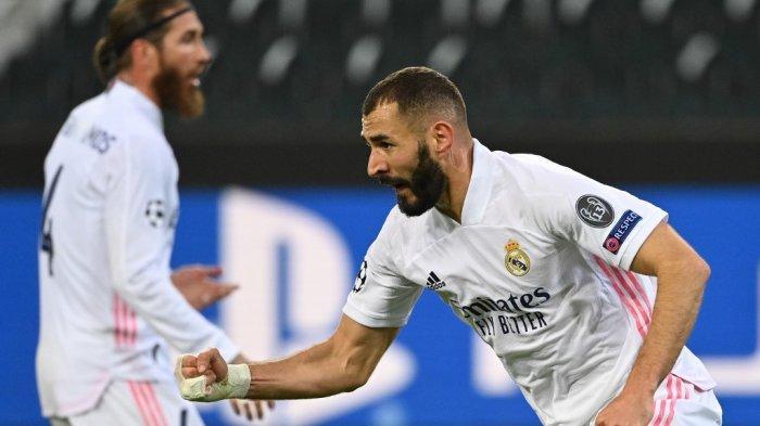 LINK LIVE STREAMING Shakhtar Donetsk Vs Real Madrid: Tetap Sangar Meski Tanpa Ramos & Hazard