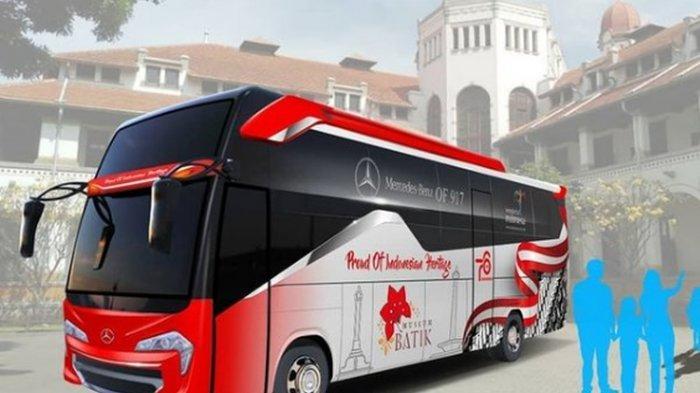 Karoseri New Armada Beri Bocoran Desain Bus Medium Terbaru
