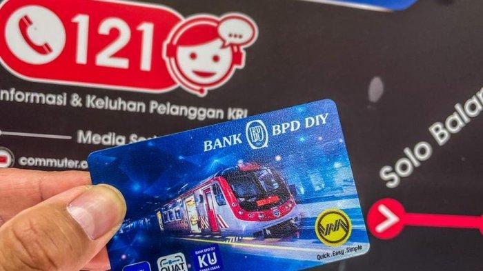 Gencarkan Transaksi Digital, Bank BPD DIY Hadir di KRL Yogya-Solo