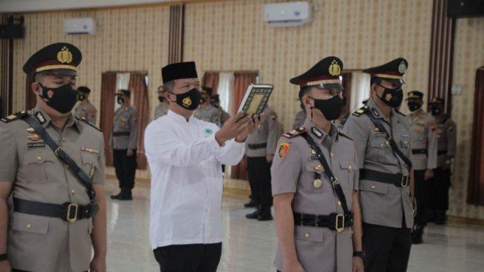 Kasat Reskrim dan 2 Kapolsek di Jajaran Polres Klaten Berganti