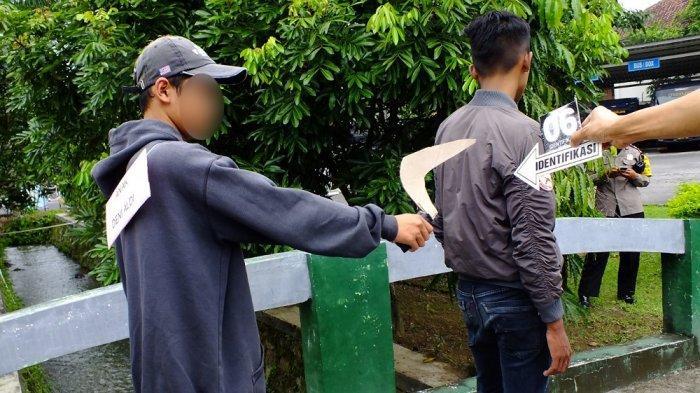 Kasus Tawuran di Magelang, Polisi Amankan Satu Pelajar Lagi Tersangka Pembacokan
