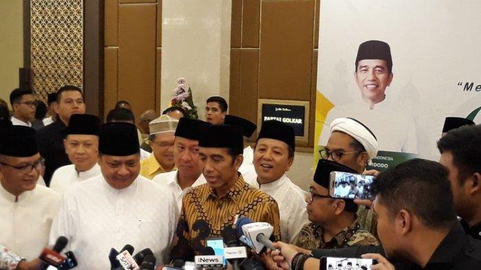 Rekapitulasi KPU Selesai: Jokowi-Ma'ruf Menang dengan Selisih 16,5 Juta Suara