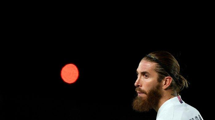 ADIOS, SERGIO RAMOS: Real Madrid Lepas Kapten Los Blancos, Madridista Geram