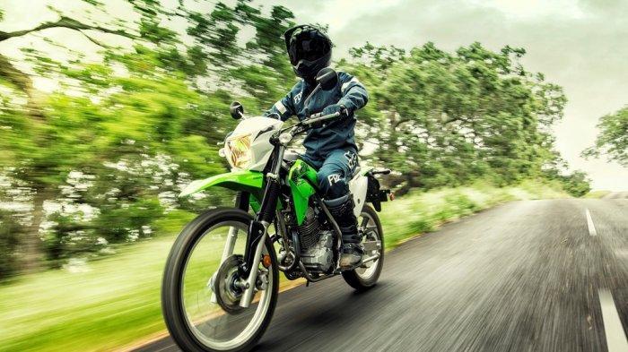 Kawasaki KLX 230 Akan Mengaspal di Purwokerto