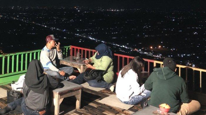 Kawasan Wisata Bukit Bintang Kembali Ramai Dikunjungi Wisatawan