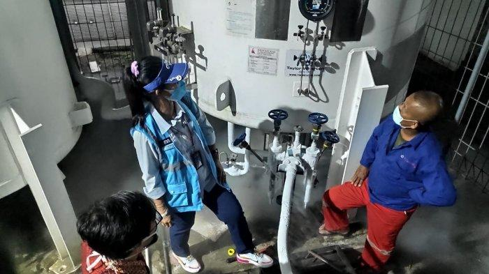 PLN Beri Bantuan Oksigen ke 5 Titik di Jateng DIY, Rumah Sakit: Kontribusi yang Sangat Berarti