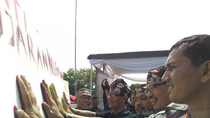 Kecamatan Kraton Deklarasikan Jadi Kecamatan Anti Money Politic Ujaran Kebencian dan Hoak