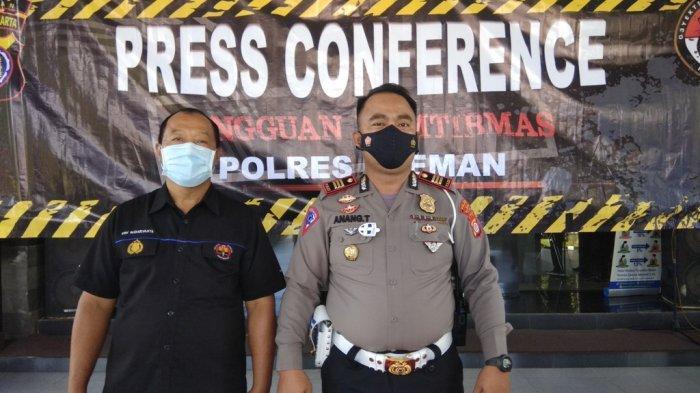 Polisi Taksir Kerugian Akibat Kecelakaan Beruntun di Ring Road Monjali Sleman Capai Rp 200 Juta