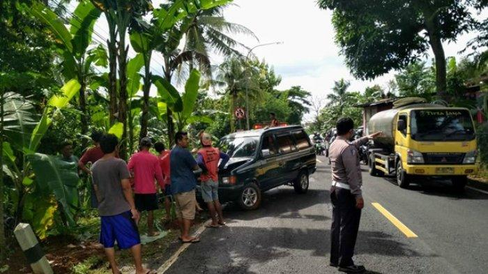Tabrakan Motor vs Mobil di Patuk Gunungkidul, Satu Orang Meninggal Dunia