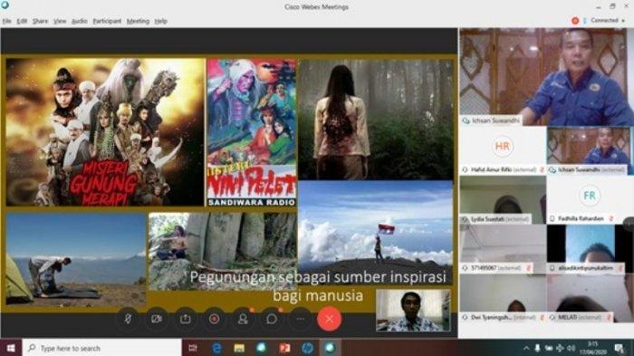 Kejar CPMK, UGM, ITB, UNS Gelar Kuliah Online Bersama