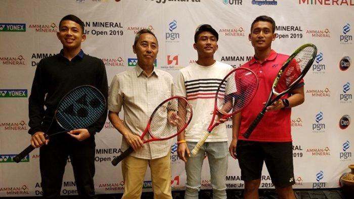Kejurnas Tenis Yunior Detec Open 2019 Siap Digelar di Yogyakarta