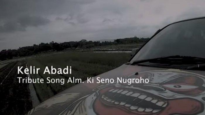 Kelir Abadi, Klip Video Lagu Keluarga untuk Ki Seno Nugroho Resmi Tayang