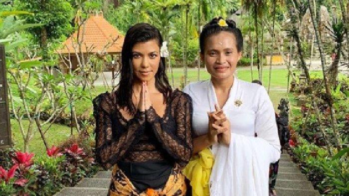 Keluarga Kardashian berlibur di Bali