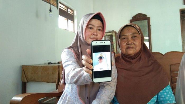 Setahun Tak Bertemu di Klaten, Ini Pesan Terakhir Ibu Serda Eko, Kru Kapal Selam KRI Nanggala-402